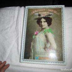 Libros de segunda mano: CINEMATOGRAFO Y VARIETES EN ASTURIAS(1896-1915).JUAN CARLOS DE LA MADRID.ASTURIAS 1996. Lote 89569376