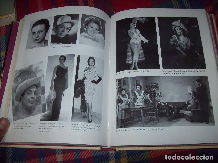 FLORINDA CHICO. EN EL GRAN TEATRO DEL MUNDO. JUAN ANTONIO PÉREZ. ED. MARTÍNEZ ROCA. 1ª EDICIÓN 2003. (Libros de Segunda Mano - Bellas artes, ocio y coleccionismo - Cine)