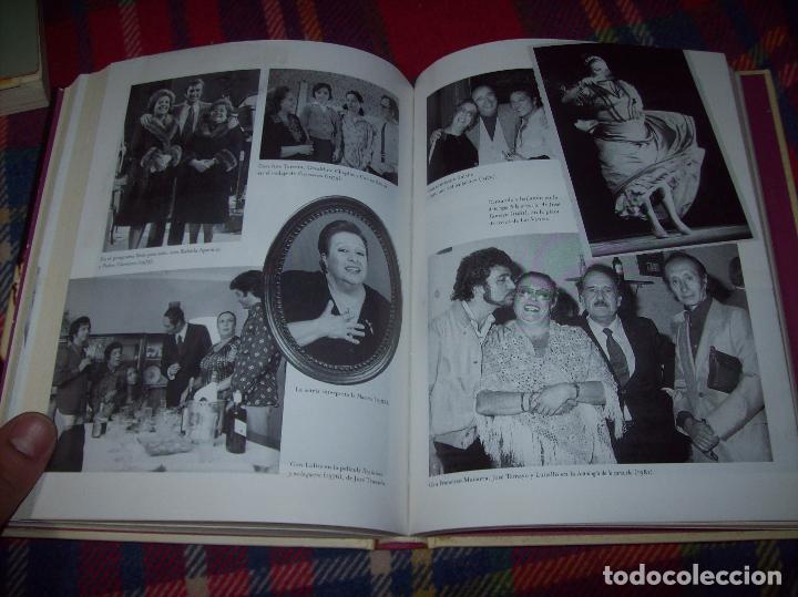 Libros de segunda mano: FLORINDA CHICO. EN EL GRAN TEATRO DEL MUNDO. JUAN ANTONIO PÉREZ. ED. MARTÍNEZ ROCA. 1ª EDICIÓN 2003. - Foto 12 - 89727372