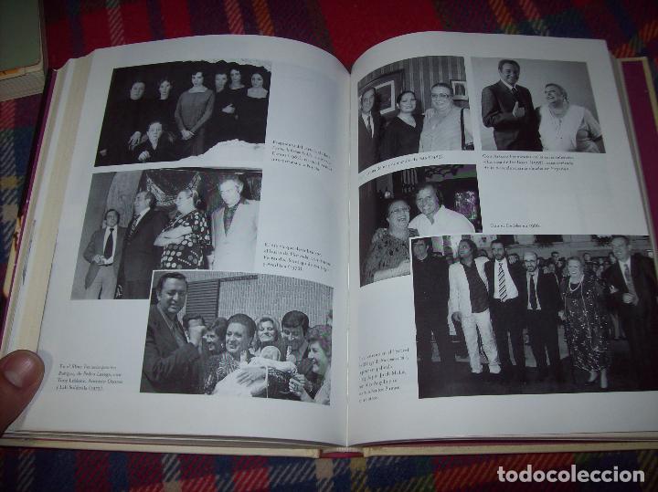 Libros de segunda mano: FLORINDA CHICO. EN EL GRAN TEATRO DEL MUNDO. JUAN ANTONIO PÉREZ. ED. MARTÍNEZ ROCA. 1ª EDICIÓN 2003. - Foto 13 - 89727372