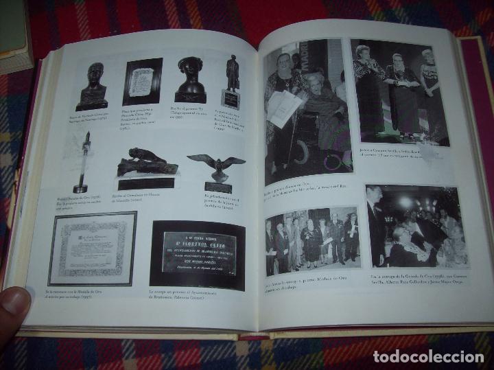 Libros de segunda mano: FLORINDA CHICO. EN EL GRAN TEATRO DEL MUNDO. JUAN ANTONIO PÉREZ. ED. MARTÍNEZ ROCA. 1ª EDICIÓN 2003. - Foto 14 - 89727372