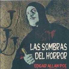 Libros de segunda mano: LAS SOMBRAS DEL HORROR. EDGAR ALLAN POE EN EL CINE-VALDEMAR. Lote 91980704