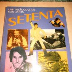 Libros de segunda mano: LAS PELICULAS DE LOS AÑOS SETENTA-ROBERT BOOKBINDER-ODIN EDICIONES. Lote 90550695
