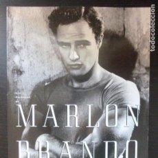 Libros de segunda mano: LAS PELÍCULAS DE MARLON BRANDO. THOMAS, TONY EDITORIAL: ODÍN (1995) 288PP. Lote 94512306