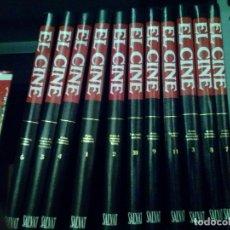 Libros de segunda mano: ENCICLOPEDIA DEL CINE SALVAT. Lote 94809595