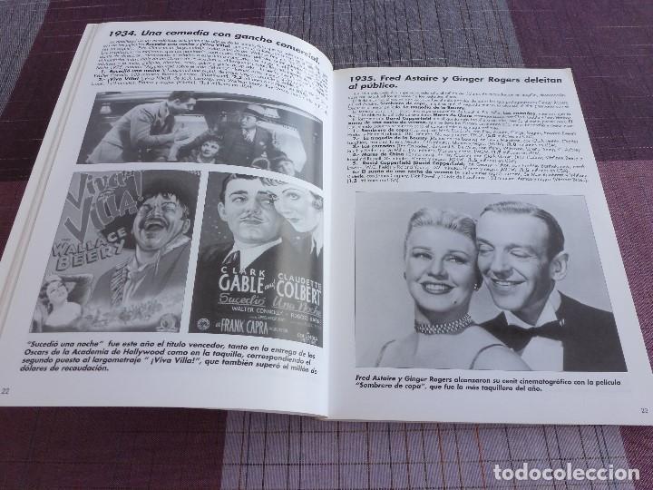 Libros de segunda mano: LAS PELICULAS MAS TAQUILLERAS DE LA HISTORIA DEL CINE AÑO A AÑO -JOSE LUIS MENA. - Foto 2 - 95153215