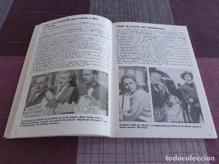 Libros de segunda mano: LAS PELICULAS MAS TAQUILLERAS DE LA HISTORIA DEL CINE AÑO A AÑO -JOSE LUIS MENA. - Foto 3 - 95153215