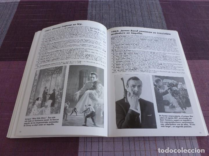 Libros de segunda mano: LAS PELICULAS MAS TAQUILLERAS DE LA HISTORIA DEL CINE AÑO A AÑO -JOSE LUIS MENA. - Foto 5 - 95153215