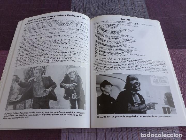 Libros de segunda mano: LAS PELICULAS MAS TAQUILLERAS DE LA HISTORIA DEL CINE AÑO A AÑO -JOSE LUIS MENA. - Foto 6 - 95153215
