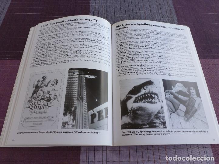 Libros de segunda mano: LAS PELICULAS MAS TAQUILLERAS DE LA HISTORIA DEL CINE AÑO A AÑO -JOSE LUIS MENA. - Foto 7 - 95153215