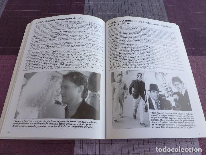 Libros de segunda mano: LAS PELICULAS MAS TAQUILLERAS DE LA HISTORIA DEL CINE AÑO A AÑO -JOSE LUIS MENA. - Foto 8 - 95153215