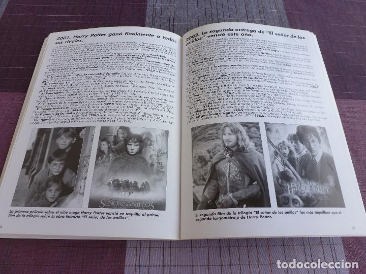 Libros de segunda mano: LAS PELICULAS MAS TAQUILLERAS DE LA HISTORIA DEL CINE AÑO A AÑO -JOSE LUIS MENA. - Foto 9 - 95153215