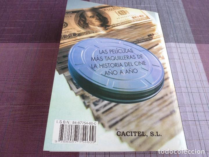 Libros de segunda mano: LAS PELICULAS MAS TAQUILLERAS DE LA HISTORIA DEL CINE AÑO A AÑO -JOSE LUIS MENA. - Foto 11 - 95153215