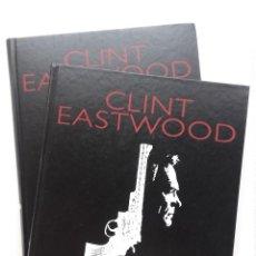 Libros de segunda mano: CLINT EASTWOOD - COLECCION COMPLETA EN 2 VOLUMENES - LUIS GASCA - ED. PLANETA - 1997. Lote 95544351