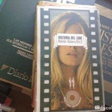 Libros de segunda mano: HISTORIA DEL,CINE. /VOL.2/. ROMÁN GUBERN. LUMEN. Lote 95584015
