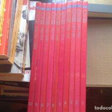 Libros de segunda mano: LOS,ÓSCAR. DIEZ TOMOS. Lote 95589630