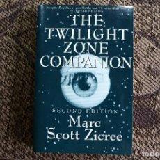 Libros de segunda mano: SERIE TV : THE TWILIGHT ZONE - DIMENSIÓN DESCONOCIDA. Lote 96603743