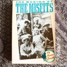 Libros de segunda mano: THE MISFITS - MARILYN MONROE - CLARK GABLE. Lote 96682711