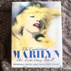 Libros de segunda mano: MARILYN MONROE - HER LIFE FROM A TO Z. Lote 96683171