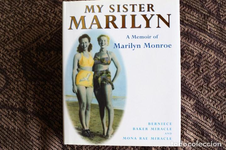 MY SISTER MARILYN MONROE - EDICIÓN DE TAPA DURA (Libros de Segunda Mano - Bellas artes, ocio y coleccionismo - Cine)