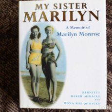 Libros de segunda mano: MY SISTER MARILYN MONROE. Lote 96683543