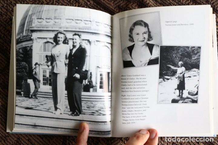 Libros de segunda mano: My sister Marilyn Monroe - edición de tapa dura - Foto 3 - 96683543