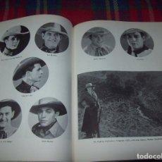 Libros de segunda mano: HISTORIA FOTOGRÁFICA DEL WESTERN FILM. WILLIAM K. EVERSON. 1969. EXCELENTE EJEMPLAR. VER FOTOS.. Lote 194566788