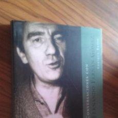 Libros de segunda mano: CONVERSACIONES CON FERNANDO FERNÁN GÓMEZ. ENRIQUE BRASÓ. ESPASA. TAPA DURA. BUEN ESTADO. Lote 97004203