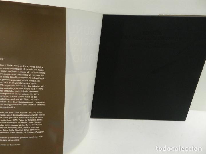 Libros de segunda mano: BUÑUEL. UNA RELACIÓN CIRCULAR CON ANTONIO GÁLVEZ 1994 LUIS BUÑUEL - Foto 3 - 97027891