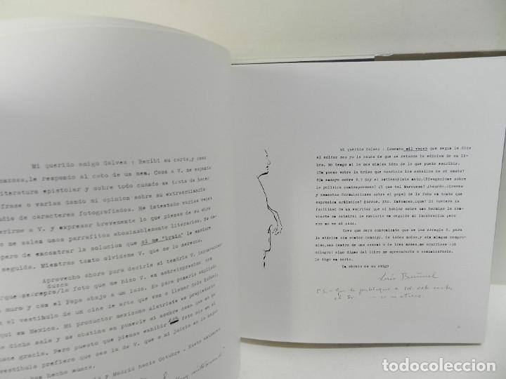 Libros de segunda mano: BUÑUEL. UNA RELACIÓN CIRCULAR CON ANTONIO GÁLVEZ 1994 LUIS BUÑUEL - Foto 8 - 97027891