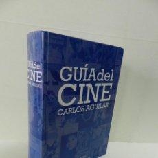 Libros de segunda mano: GUÍA DE CINE, DE CARLOS AGUILAR. CÁTEDRA EDICIONES.. Lote 97184747