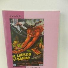 Libros de segunda mano: RECORDS DELS CINEMES DE BADALONA ANYS 1940-1950 JOAN SALLA 2007 CATALUNYA PROGRAMA DE MANO RARO. Lote 97188971
