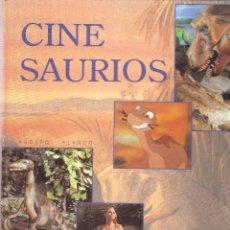 Libros de segunda mano: CINE SAURIOS - ADOLFO BLANCO LUCAS - COL. 100 AÑOS DE CINE - Nº 3 - ROYAL BOOKS, 1993.. Lote 97423603