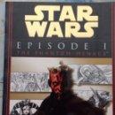 Libros de segunda mano: STAR WARS/ LA GUERRA DE LAS GALAXIAS. EPISODIO I LA AMENAZA FANTASMA. STORYBOARD/GUIÓN (EN INGLÉS). Lote 97929063
