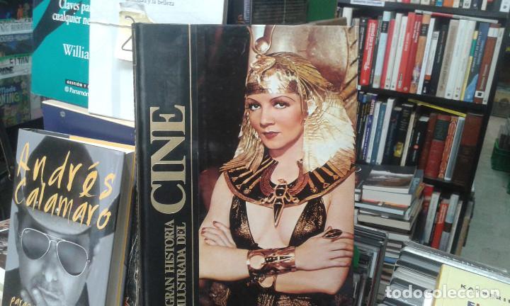 GRAN HISTORIA ILUSTRADA DEL CINE,TOMO 2 (Libros de Segunda Mano - Bellas artes, ocio y coleccionismo - Cine)