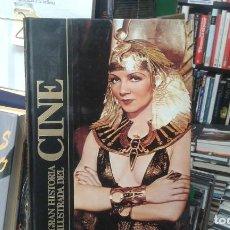 Libros de segunda mano: GRAN HISTORIA ILUSTRADA DEL CINE,TOMO 2. Lote 99229471