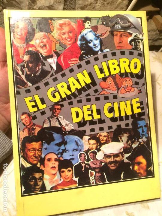 ANTIGUO LIBRO EL GRAN LIBRO DEL CINE ESCRITO POR JOEL W. FINLER AÑO 1979 (Libros de Segunda Mano - Bellas artes, ocio y coleccionismo - Cine)
