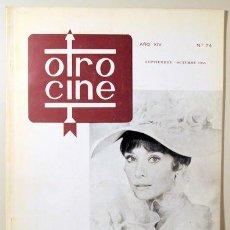 Libros de segunda mano: OTRO CINE. Nº 74. - BARCELONA 1965. Lote 99504607