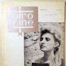 Libros de segunda mano: OTRO CINE. Nº 73. - BARCELONA 1965. Lote 99504611