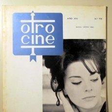Libros de segunda mano: OTRO CINE. Nº 72 - BARCELONA 1965. Lote 99504615