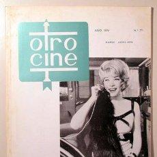 Libros de segunda mano: OTRO CINE. Nº 71. - BARCELONA 1965. Lote 99504619