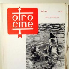 Libros de segunda mano: OTRO CINE. Nº 64 - BARCELONA 1965. Lote 99504647