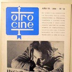 Libros de segunda mano: OTRO CINE. Nº 32 - BARCELONA 1958. Lote 99504819