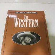 Libros de segunda mano: CINE THE WESTERN PHIL HARDY ENCYCLOPEDIA ENCICLOPEDIA. Lote 100454603