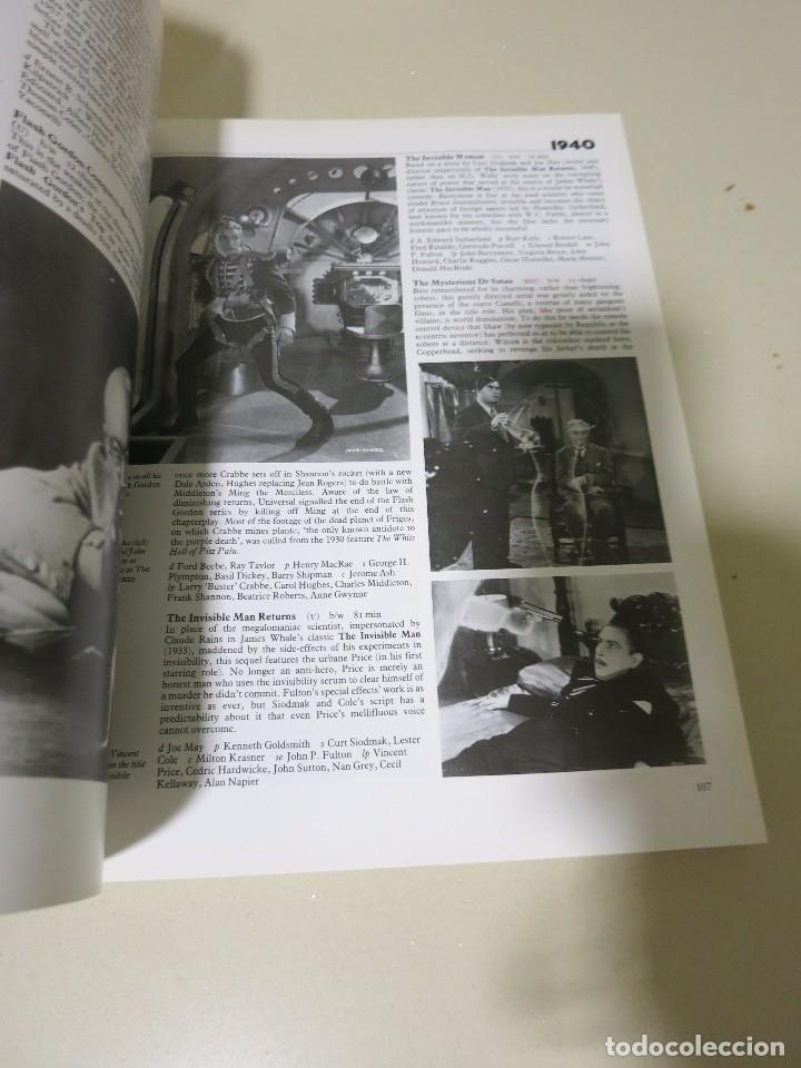 Libros de segunda mano: ENCICLOPEDIA CIENCIA FICCION ENCYCLOPEDIA PHIL HARDY CINE PELICULAS - Foto 4 - 100454743