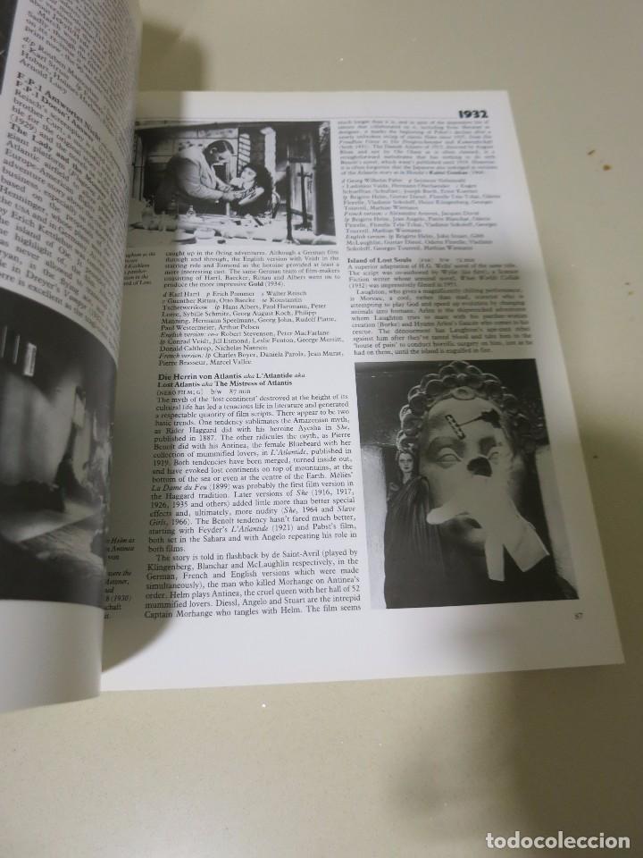 Libros de segunda mano: ENCICLOPEDIA CIENCIA FICCION ENCYCLOPEDIA PHIL HARDY CINE PELICULAS - Foto 5 - 100454743