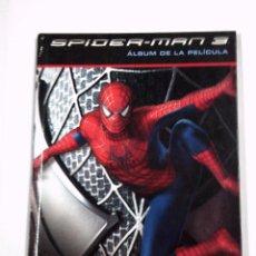 Libros de segunda mano: SPIDERMAN 3. LIBRO DE LA PELÍCULA. EDITORIAL EVEREST. TDK296. Lote 100604167