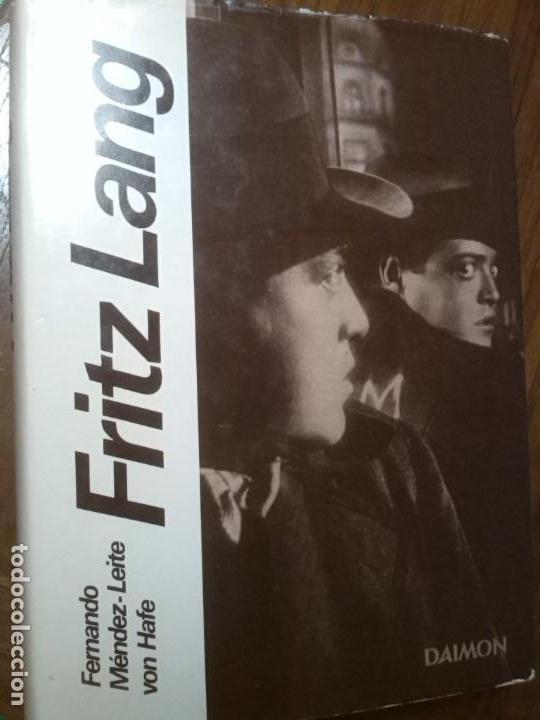 MENDEZ LEITE VON HAFE, FERNANDO: FRITZ LANG SU VIDA Y SU CINE (Libros de Segunda Mano - Bellas artes, ocio y coleccionismo - Cine)