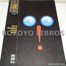 Libros de segunda mano: EL CINE DE LA CAJA 37-38-39. NUEVOS REALIZADORES DEL CINE ESPAÑOL (CAJA ASTURIAS). Lote 101263507