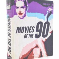 Libros de segunda mano: MOVIES OF THE 90S - MÜLLER, JÜRGEN - TASCHEN. Lote 101734984